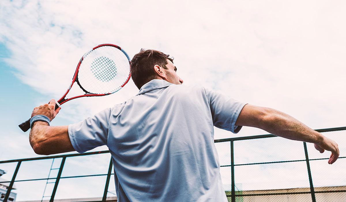 tennis-palyer-training-match-game